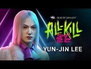 Dead by Daylight - All-Kill - Yun-Jin Lee Reveal