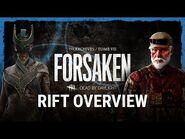 Dead by Daylight - Tome VII- FORSAKEN Rift Overview