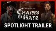 Dead by Daylight Chains Of Hate Spotlight Trailer
