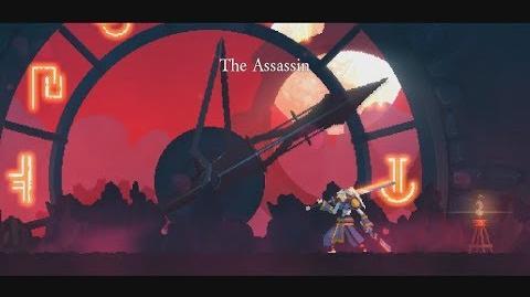 Dead Cells - Убийство Ассасина с 3 исходными клетками.