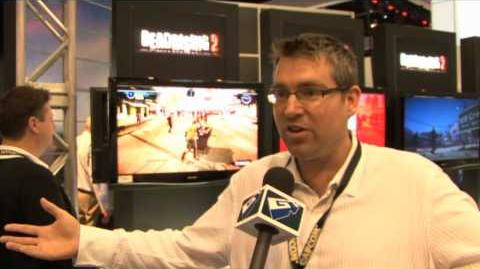 Dead Rising 2 Interview with Mickey Torode at E3 2010