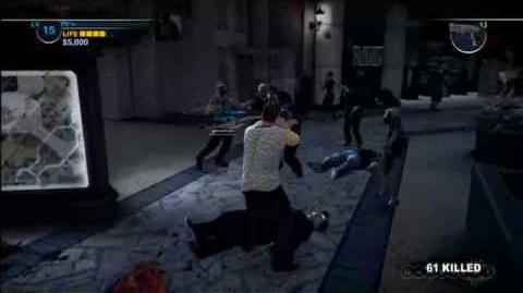Dead Rising 2 Heliblade Gameplay