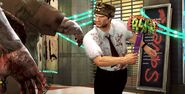 Dead rising 2 Shaun of the Dead duds