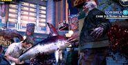 Dead rising 2 Swordfish