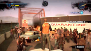 Dead rising 2 Case 0 quarantine zone jumping from vehicles (16)