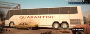 Dead rising quarantine zone bus