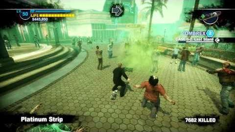 Tony Hawk's Pro Zombie Genocider - Dead Rising 2 PC Skating (Modding)