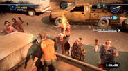 Dead rising 2 Case 0 quarantine zone jumping from vehicles (10)