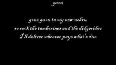Gone Guru by lifeseeker