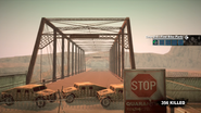 Dead rising quarantine zone bridge