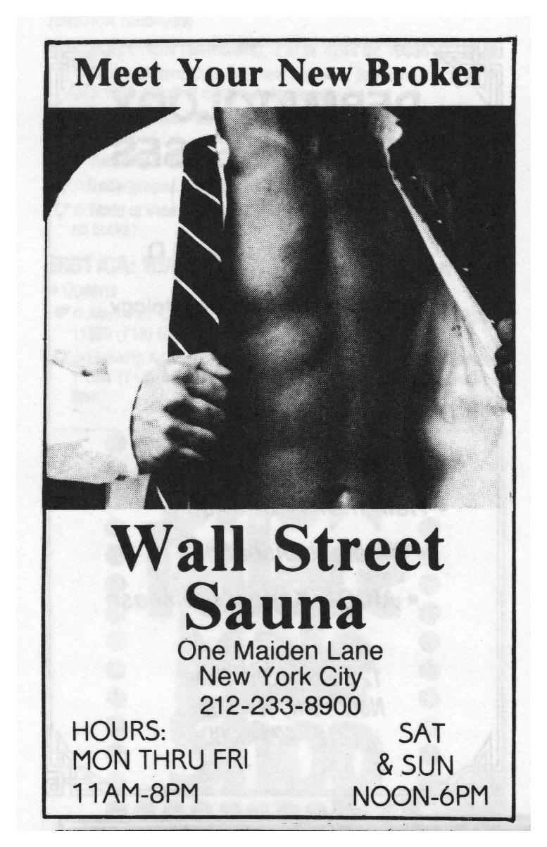 Wall St Sauna ad.jpg