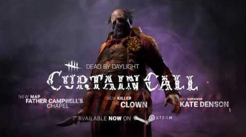 Dead by Daylight Chapter 8- Curtain Call Trailer