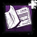 """""""Calm"""" - Carter's Notes"""