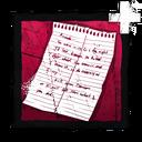 Lettera per Amanda