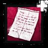 Amanda's Letter}}