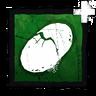 Cracked Turtle Egg}}