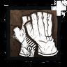Fingerless Parade Gloves}}