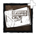 """Calm"" - Class I"