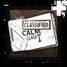 """Calm"" - Class I}}"