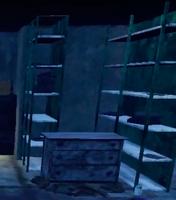 闹钟可能出现在一个随机的储物柜上