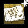 """""""Calm"""" - Class II}}"""