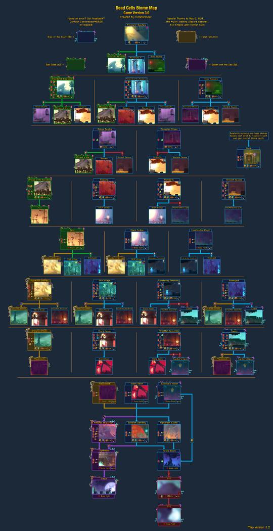 Map spoilers blurred