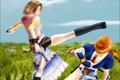 Yuna vs Kasumi (DFIV)