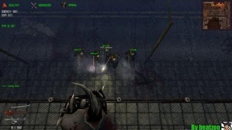 Dead Frontier - Beatzoo & Gangsters VS Black Titan