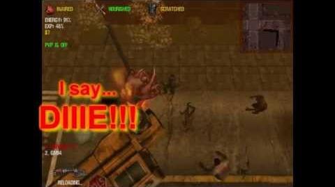 Dead Frontier Painshot 10 exclusive shotgun epic gameplay