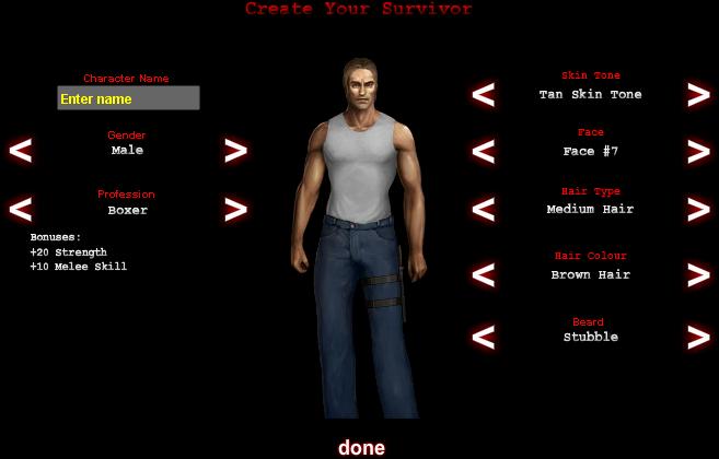 """""""Create Your Survivor"""""""