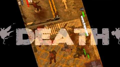 Zombie Death Squad Recruitment Video 2