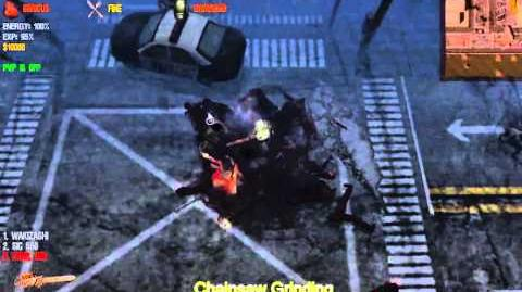 Dead Frontier - Chainsaw Grinding-0