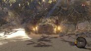 Sandy Cave entrance
