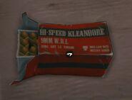 EDI pistol ammo