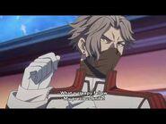 Akudama Drive - Master & Pupil Fight Scene, Episode 2