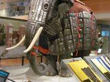 Mughal War Elephant