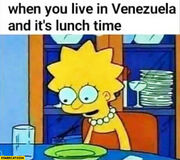 When-you-live-in-venezuela-and-its-lunch-time-empty-plate-the-simpsons.jpg