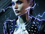 Jack (Mass Effect)/Bio & Battles