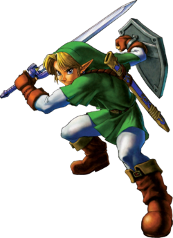 Link Artwork 2 (Ocarina of Time).png