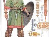 Visigothic Warrior