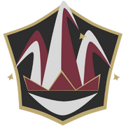 Cult of laughter badge logo symbol whateveritis by alcoholication-d8f3z9p.png