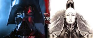 Darth Vader (Canon) vs Jenetia Krole (Warhammer 30K)