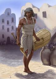 Ancient egyptian warrior of the new kingdom by skifvetal-d9dw5im.jpg