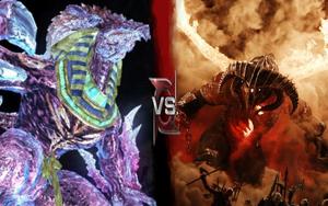 Azazel vs Tar Goroth