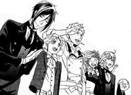 Phantomhive Servants