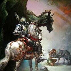 Dragon Knight Companions