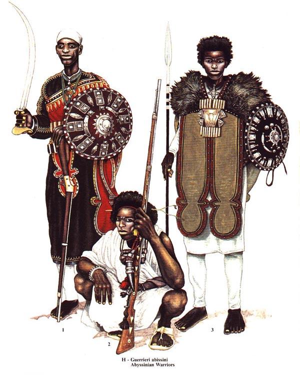 Habesha tribe