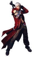 Dante most recent render