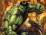 Hulk (Comics)/Bio & Battles