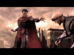 Superman Injustice zod